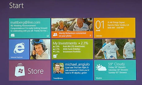 Descargar Windows 8