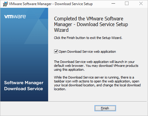 Vmware Software Manager IV